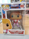 PRINCE ADAMS MASTER OF THE UNIVERSE #992 FUNKO POP