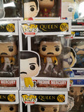 Freddie Mercury  Wembley Queen funko pop rocks #96