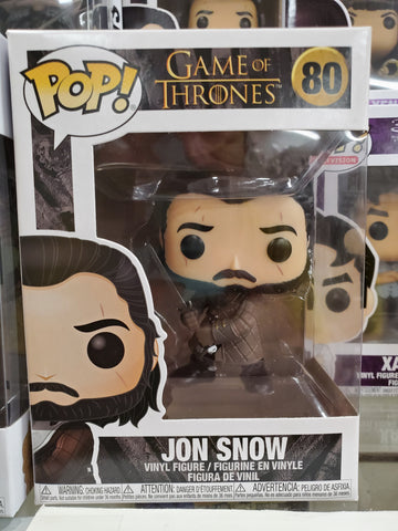 JON SNOW GAME OF THRONES #80 FUNKO POP