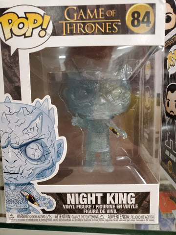 NIGHT KING Game of Thrones #84 Funko Pop