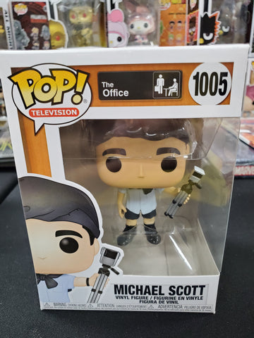 MICHAEL SCOTT THE OFFICE #1005 FUNKO POP