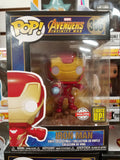 Iron man lights up special edition Avengers infinity war #380