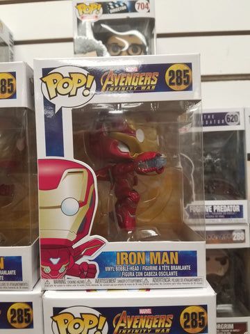 Iron Man infinity war marvel funko pop #285