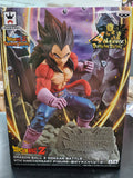 DOKKAN BATTLE Dragon Ball Z 4th Anniversary Statue Figure (Banpresto)