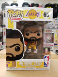 Anthony Davis nba basketball lakers funko pop #65