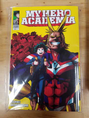 My hero academia vol 1