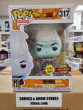 Whis DRAGON BALL SUPER SPECIAL EDITION FUNKO POP #317