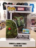 Man-thing marvel funko pop comic con exclusive #492