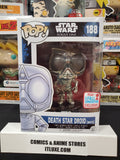 Death Star Droid [White] STAR WARS ROGUE ONE EXCLUSIVE POP 188