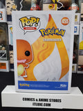 CHARMANDER POKEMON FUNKO POP 455