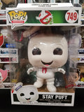 Stay puft ghosbuster 10 inch #749 movies funko pop special edition