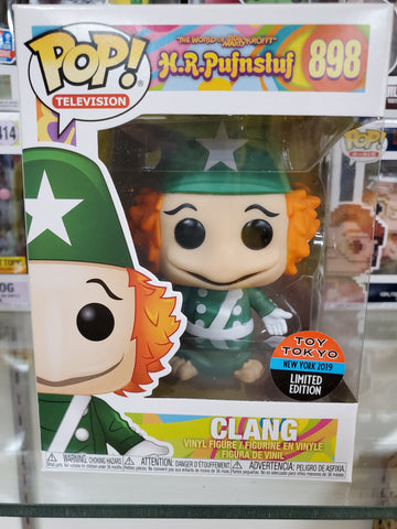 CLANG H.R. PUFNSTUF Exclusive  POP #898