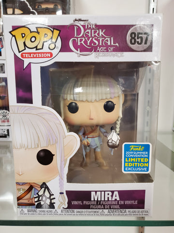 Mira THE DARK CRYSTAL EXCLUSIVE FUNKO POP 857