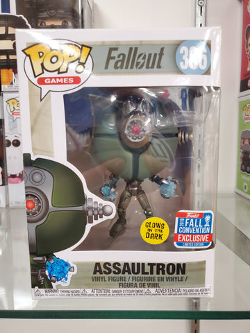 ASSAULTRON FALLOUT EXCLUSIVE POP 386