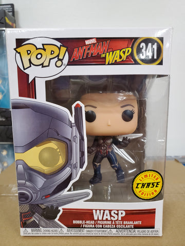 Wasp ANT-MAN AND THE WASP CHASE FUNKO POP 341