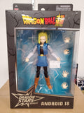 Android 18 DRAGON BALL SUPER ACTION FIGURE DRAGON STAR SERIES