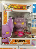 Champa flocked Dragon ball super animation #811