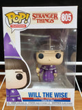 WILL THE WISE STRANGER THINGS 805 FUNKO POP