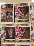 Spikey Killer klowns from outer space #933 movies horror funko pop