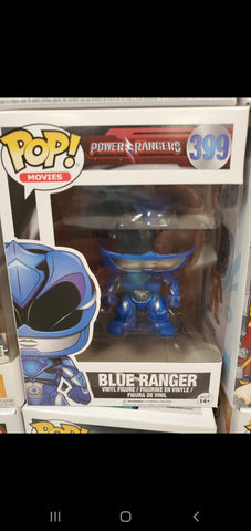 Blue Ranger POWER RANGER Funko POP 399