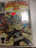 Secret wars #2 set 1-9