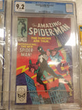 Amazing Spiderman comics #252 CGC 9.2