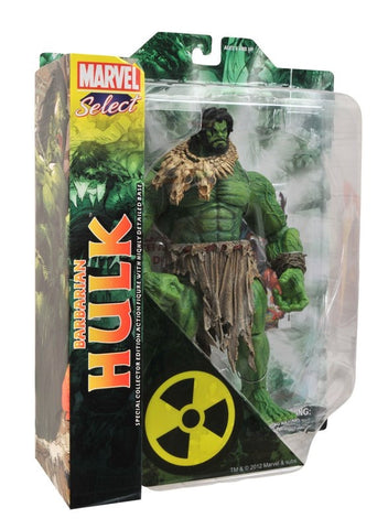 Barbarian Hulk marvel Select