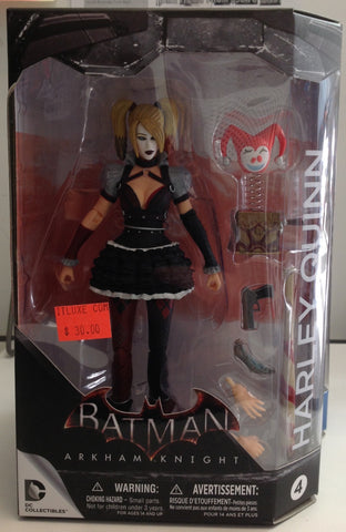 Dc Collection Bat Man Arkham knight Harley Quinn