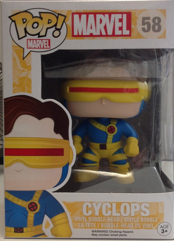 Cyclops Funko pop