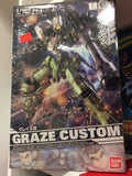 Graze Custom Gundam Iron Blooded Orphans 1/100