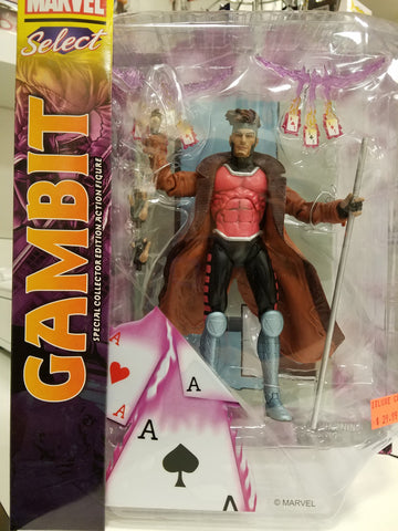 Gambit marvel select