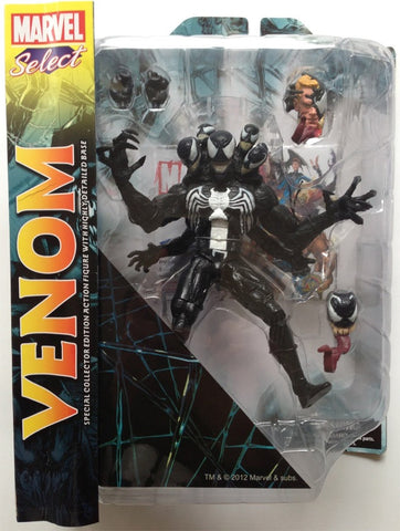 Venom marvel Select