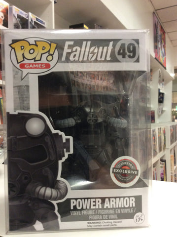 Power armor  pop exclusive Gamestop  #49