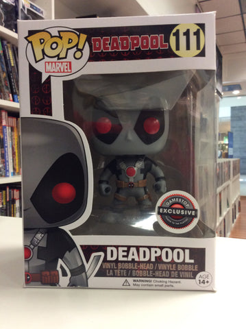 Deadpool pop GameStop exclusive #111