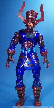 Galactus Baf. Marvel legends toybiz