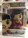 Manny Pacquiao funko pop exclusive Asia # 37