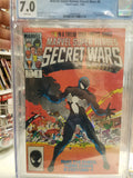 Secret wars 8 comics CGC 7.0