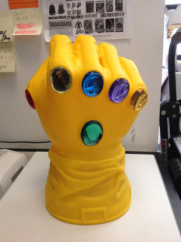 Marvel Infinity Gauntlet PX Bust Bank