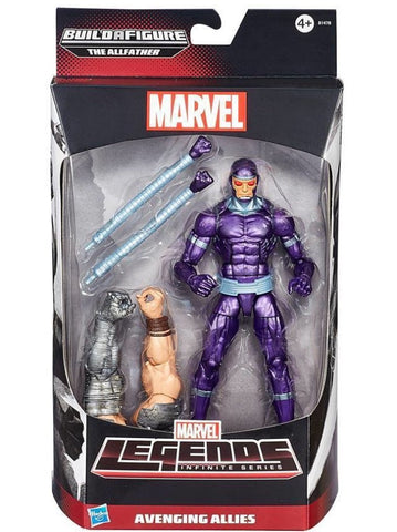 Machine Man Marvel Legends Odin baf