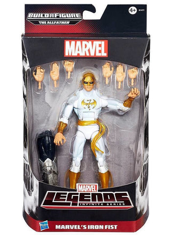 iron Fist Marvel Legends Odin baf