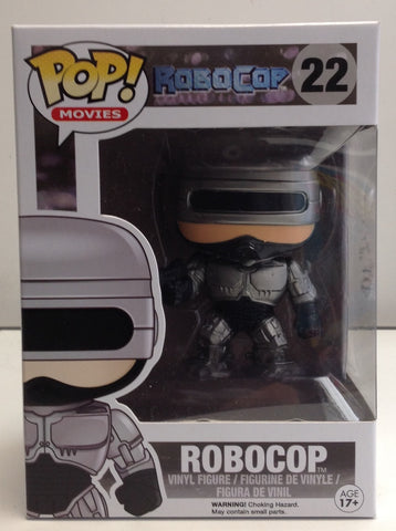 RoboCop Funko Pop