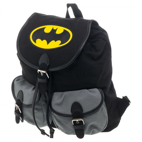 Bat girl bat man cat woman knack sack