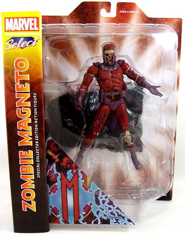 Zombie Magneto marvel Select