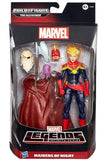 Captain Marvel Legends Odin baf