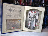 Rick Hunter Macross Robotech masterpiece
