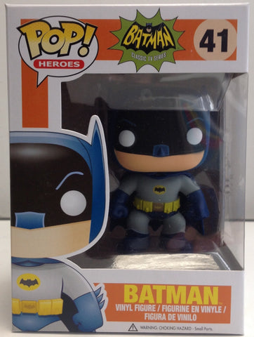 Classic Batman Funko pop 1966