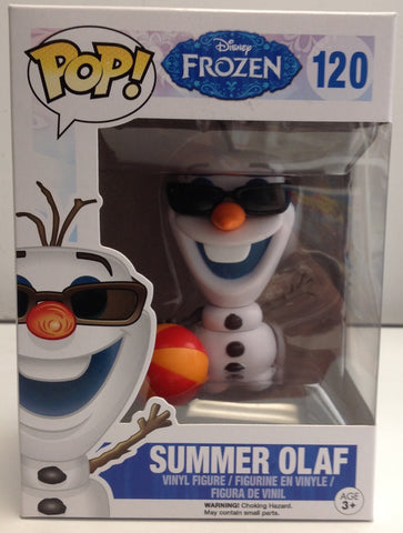 Summer Olaf Funko Pop