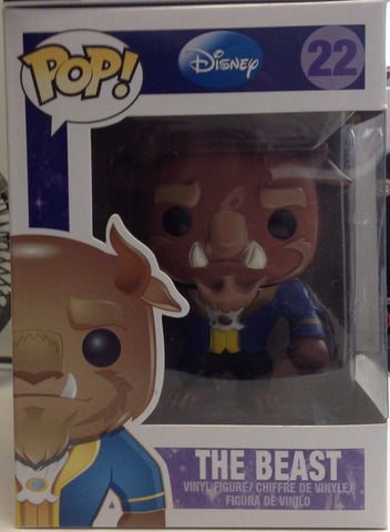 Disney Beauty & the Beast Funko pop The Beast