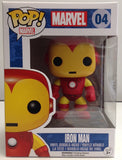 Classic Iron man Funko Pop