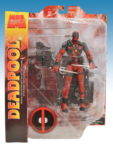 dead pool marvel Select